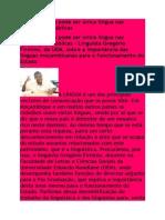 Português não pode ser única língua nas instituições públicas linguas bantu.docx