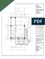 First Floor(Stilted)