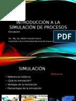Introduccion a La Simulación