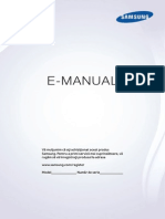 Ue40h6770 Romana - manual de instructiuni