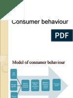 Consumer Behaviour of Rural Market