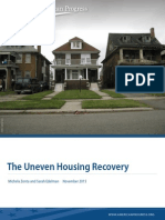 The Uneven Housing Recovery