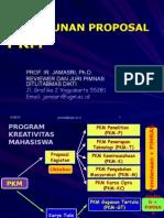 Penyusunan Proposal PKM