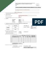 Ficha Técnica de Actividad Para Reducción de Riesgo- Remitir CONAGER_chaucayan