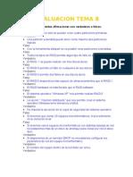 Carlos de Nicolás Serrano - Autoevaluacion 8