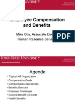 MGMT 471-4-09 Comp and Benefits Presentation 10-08