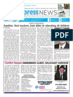 Milwaukee West, North, Wauwatosa, West Allis Express News 11/05/15