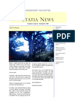 Statia News No. 16