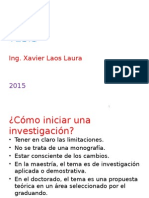 Tesis I - Xavier Laos