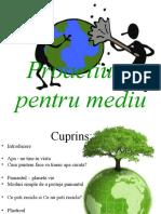 Proactiune pentru mediu