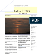 Statia News No. 20