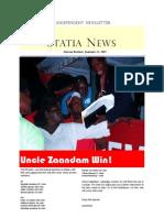 Statia News No. 21