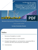 1. Las Energias Renovables - Carmen Fernandez
