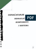 Oznacavanje Hidraulickih Komponenti
