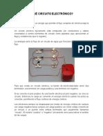 Tipos de Circuitos (Tecnología)