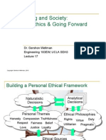 17 - Personal Ethics Going Forward (2)