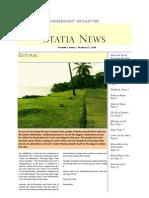 Statia News No. 25