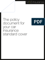Car Policy Booklet