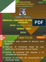 PRINCIPIO IMPULSO CANTIDAD DE MOVIMIENTO OPTA 2010.pptx