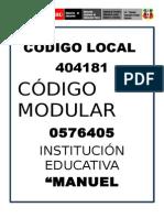 Código Local