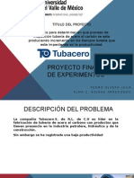 Proyecto Final Diseño de Experimentos.