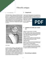 022.Filosofía Antigua
