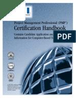 Pmi Handbook