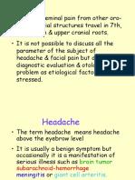 Facial Pain1