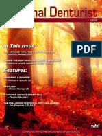 Fall 2015 NDA Magazine