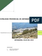 Pip Loza Deportiva Antabamba