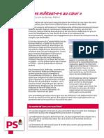 Plan d'Action Du Bureau Fédéral 2015-2017
