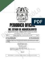 Reglamento Ley de Obra Publica