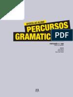 Outros Percursos 11º Percursos Gramaticais