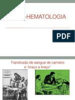 IMUNO-HEMATOLOGIA