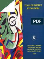 Pedagogia y Boetica Vol8