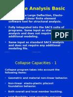 Collapse Analysis Basic