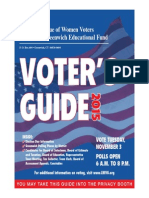 Greenwich Voter Guide 2015