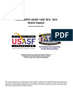 Usasf Rules 2011-13 Esp (Rev 18 May)