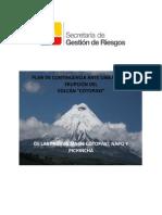 Plan de Contingencia Volcán Cotopaxi
