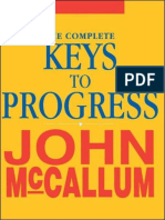 John McCallum - The Complete Keys to Progress (1)