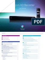 Upc Horizon User Manual