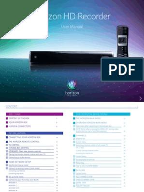 Upc Horizon User Manual | Mac Os X Snow Leopard | Wireless Lan