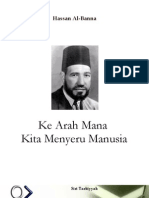 Ke Arah Mana-Hassan Al-Banna