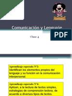 Comunicación y Lenguaje_ Clase 4