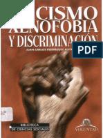 Racismo, Xenofobia Y Discriminacion