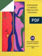 Pedagogia y Bioetica Vol10
