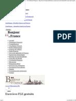 Les Mots de La Politesse en Français