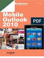 Mobile Marketer Outlook 2010