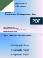 Ensaios de Resistencia dos solos.ppt