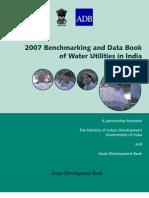 2007 Indian Water Utilities Data Book[1]
